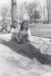 Joan Monson age 11, 1948
