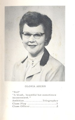 Gloria Mae Ahern photos