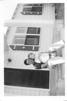 Mom & her daddy