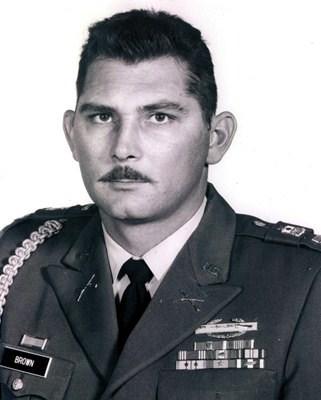 (Ret) Major Harvey Gene Brown photos