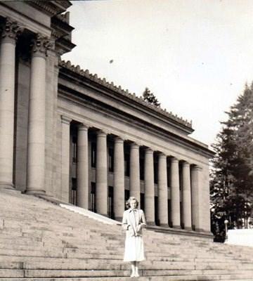Olympia, WA in 1949