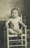 (Feb, 1918) Mike, 8mos. old